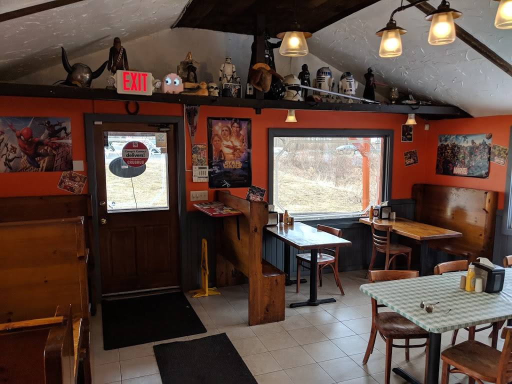 Campys Cookout | restaurant | 537 Federal Rd, Brookfield, CT 06804, USA | 2038850734 OR +1 203-885-0734