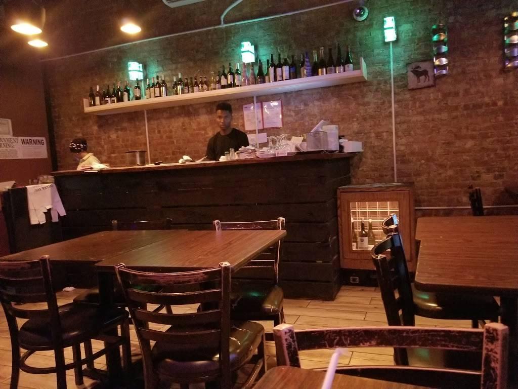La Savane | restaurant | 239 W 116th St, New York, NY 10026, USA | 6464904644 OR +1 646-490-4644