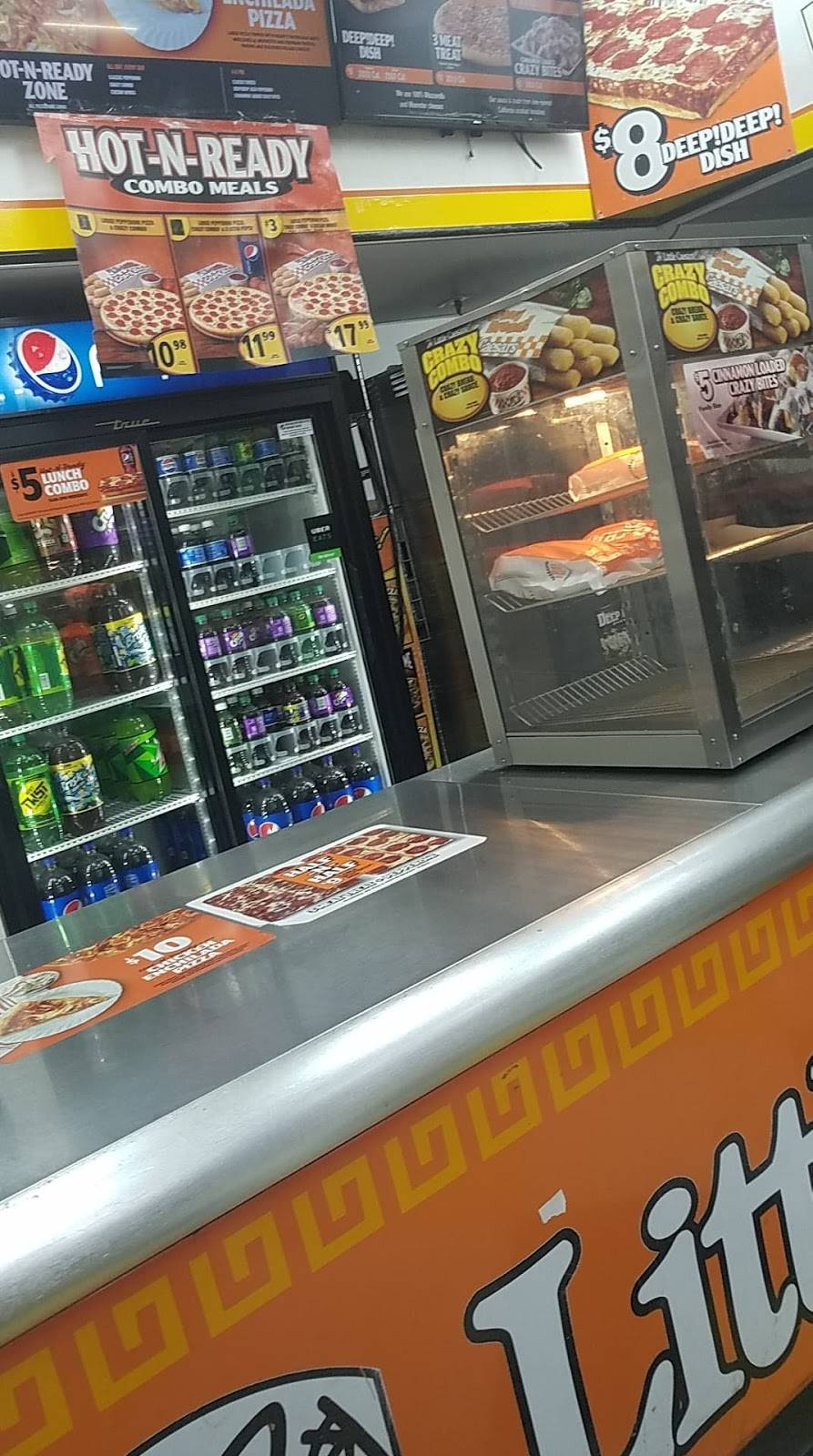 Little Caesars Pizza   meal takeaway   15 E 167th St, Bronx, NY 10452, USA   7189929000 OR +1 718-992-9000