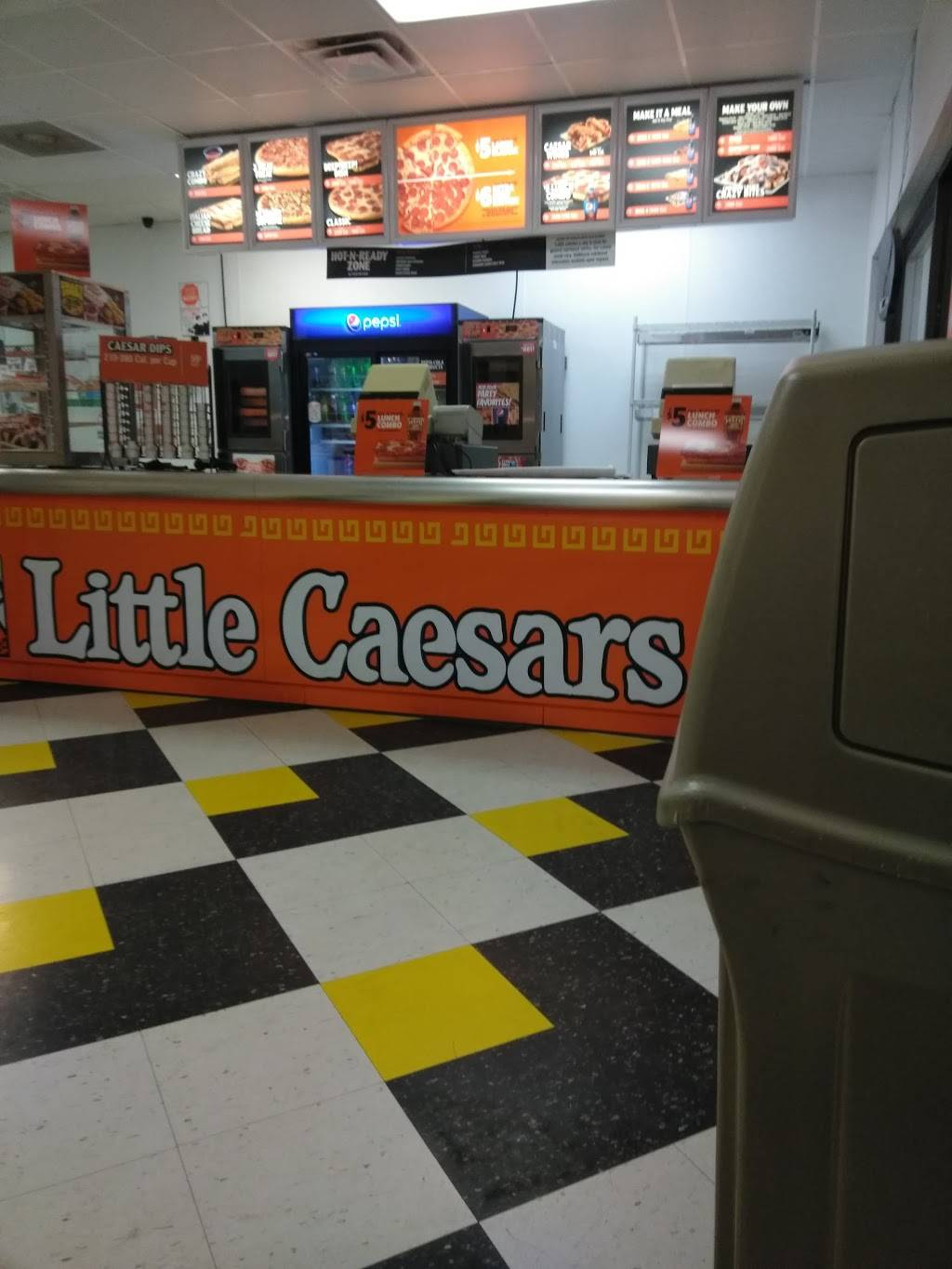 Little Caesars Pizza | meal takeaway | 2682 W Sunset Ave, Springdale, AR 72762, USA | 4797565947 OR +1 479-756-5947