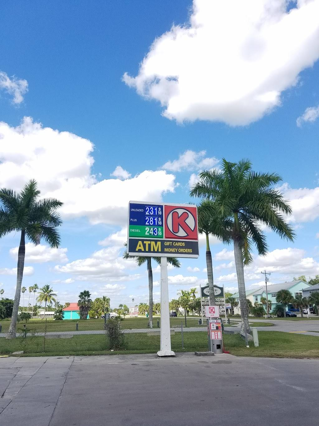 Circle K | meal takeaway | 603 Collier Ave, Everglades City, FL 34139, USA | 2396953157 OR +1 239-695-3157