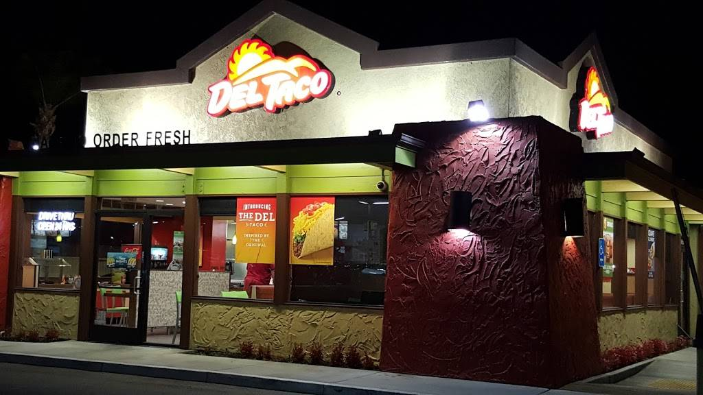 Del Taco | meal takeaway | 1290 S Euclid St, Anaheim, CA 92801, USA | 7145200186 OR +1 714-520-0186