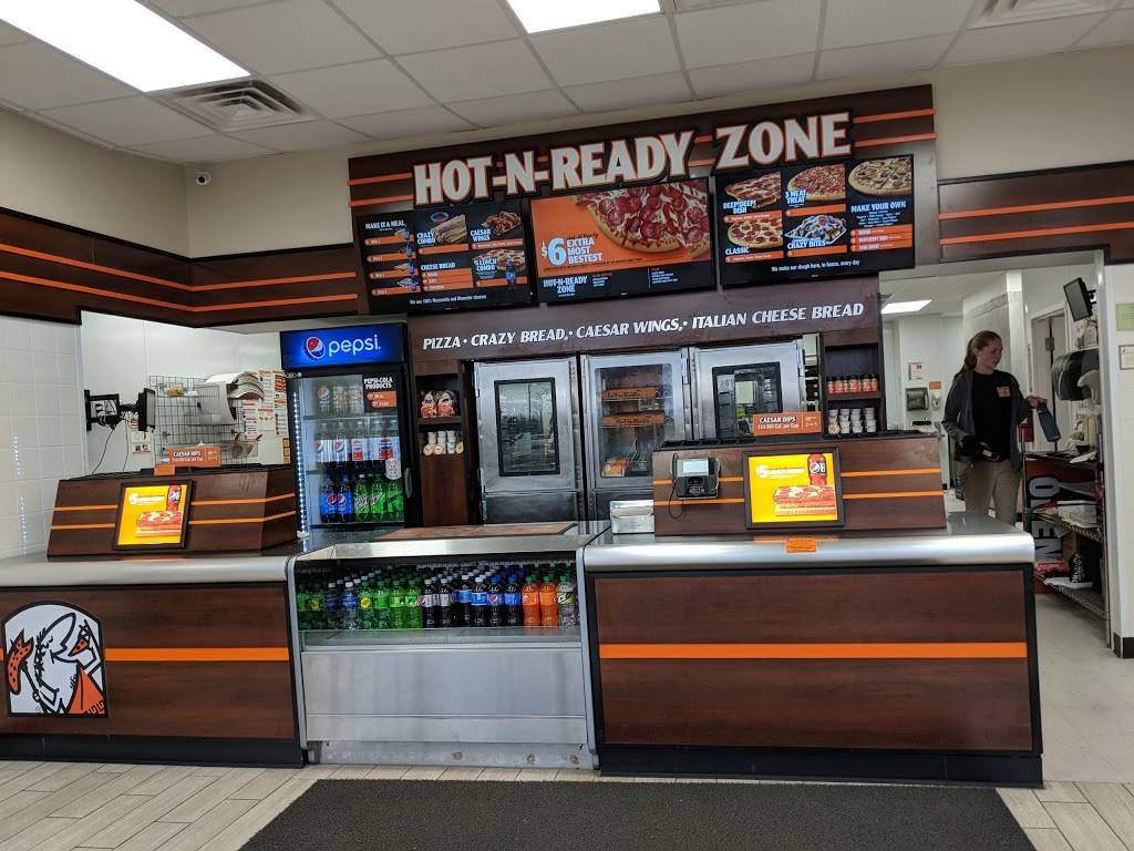 Little Caesars Pizza | meal delivery | 714 McCroskey St, Nixa, MO 65714, USA | 4177248898 OR +1 417-724-8898
