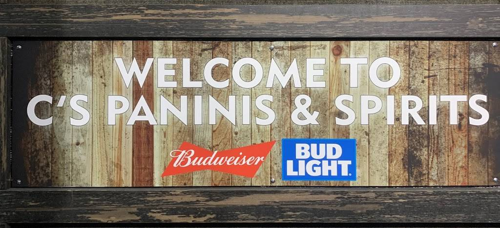 Cs Paninis & Spirits | night club | 12570 Spring Hill Dr, Spring Hill, FL 34609, USA | 3526884249 OR +1 352-688-4249
