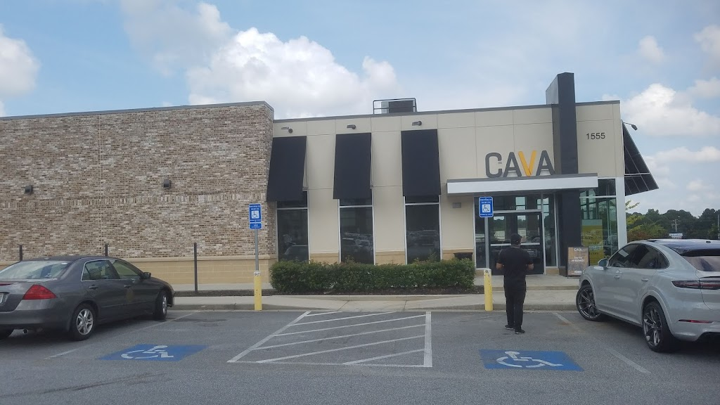 CAVA | restaurant | 1555 Crater Lake Dr, Kennesaw, GA 30152, USA | 4706494263 OR +1 470-649-4263
