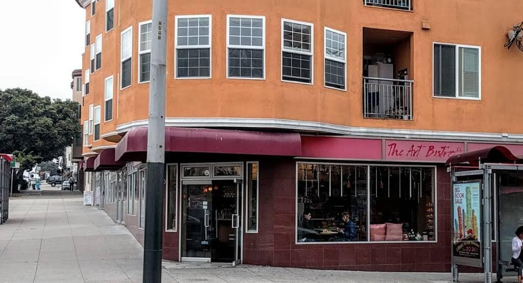 Art Bistro | cafe | 6900 Geary Blvd, San Francisco, CA 94121, USA | 4153797119 OR +1 415-379-7119