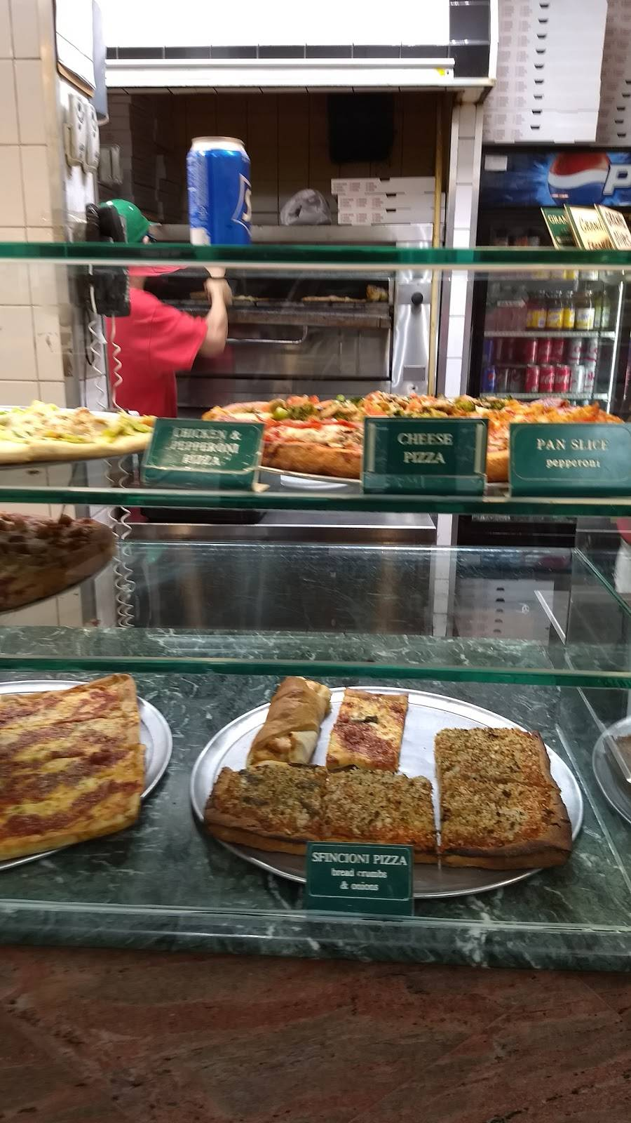 Corato I Pizza   meal delivery   66-94 Fresh Pond Rd, Ridgewood, NY 11385, USA   7184976177 OR +1 718-497-6177