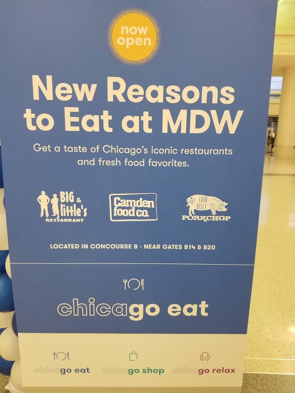 Porkchop Restaurant | restaurant | Chicago, IL 60666, USA