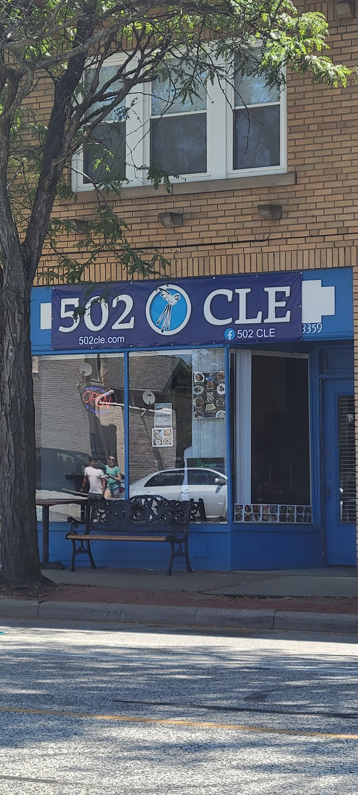 502 CLE   restaurant   13359 Madison Ave, Lakewood, OH 44107, USA   2169731908 OR +1 216-973-1908