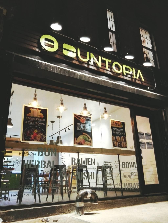Buntopia | restaurant | 994 Broadway, Brooklyn, NY 11221, USA | 3474353660 OR +1 347-435-3660