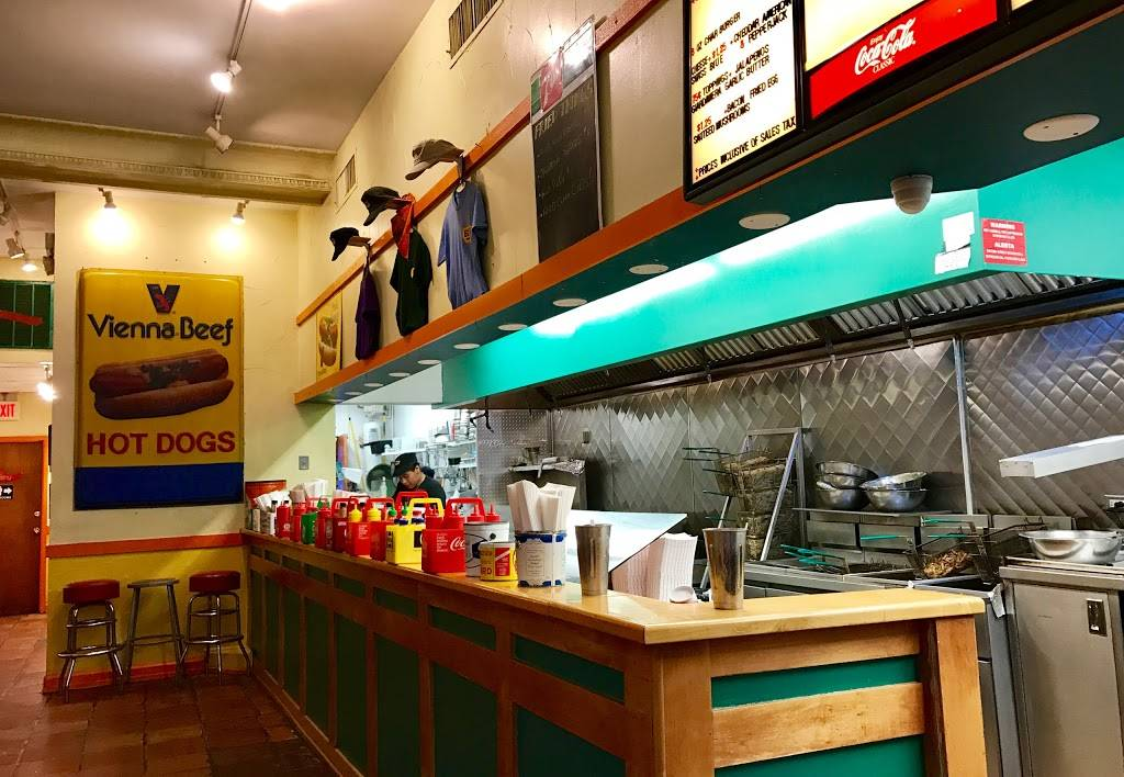 Edzos Burger Shop   restaurant   1571 Sherman Ave, Evanston, IL 60201, USA   8478643396 OR +1 847-864-3396