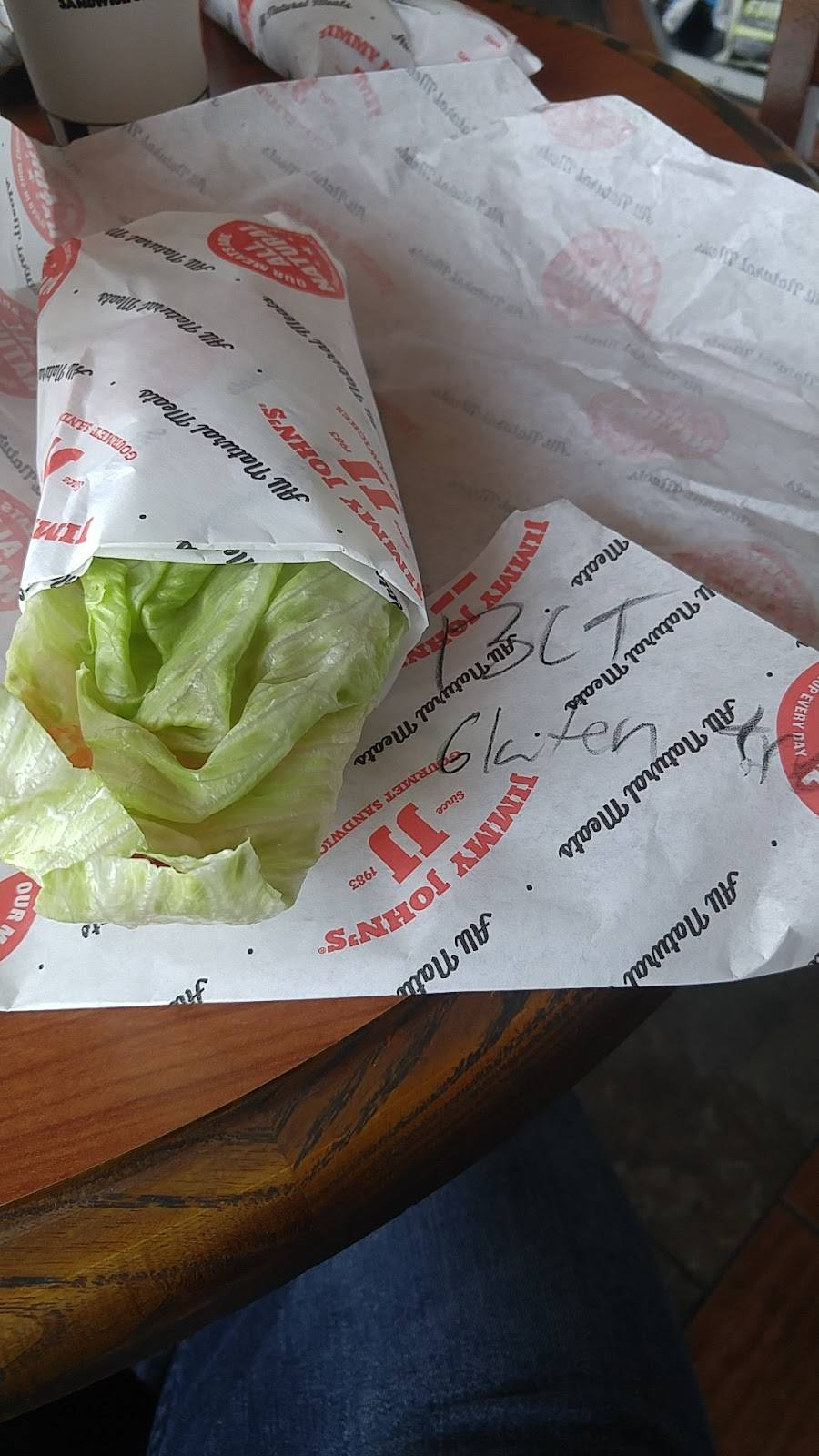 Jimmy Johns   meal delivery   9432 WI-16, Onalaska, WI 54650, USA   6087814240 OR +1 608-781-4240