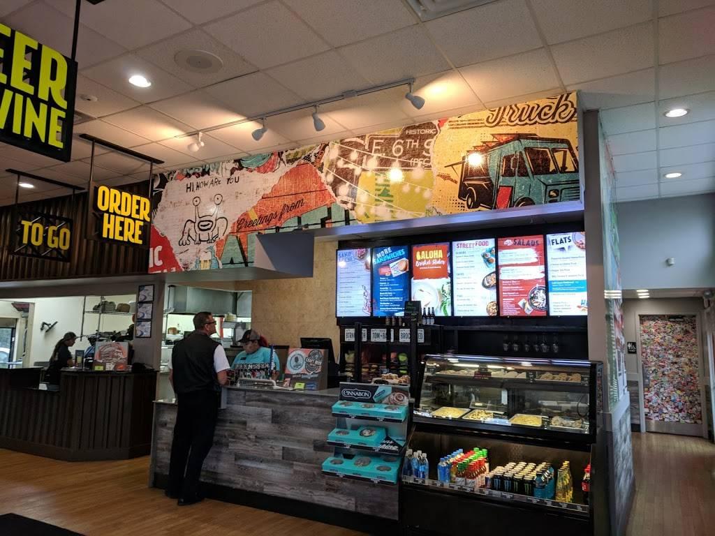 Schlotzskys Austin Eatery | bakery | 5105 Balcones Woods Dr, Austin, TX 78759, USA | 5123389494 OR +1 512-338-9494