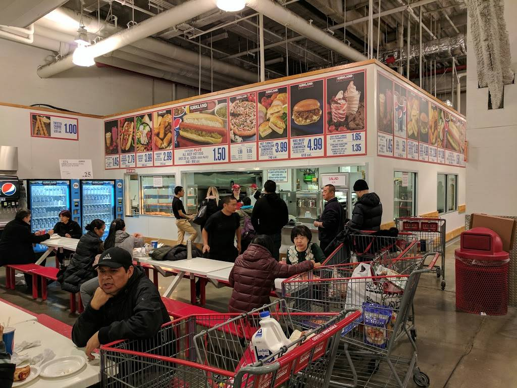 Costco Food Court   meal takeaway   6135 Junction Blvd, Rego Park, NY 11374, USA   7187607864 OR +1 718-760-7864