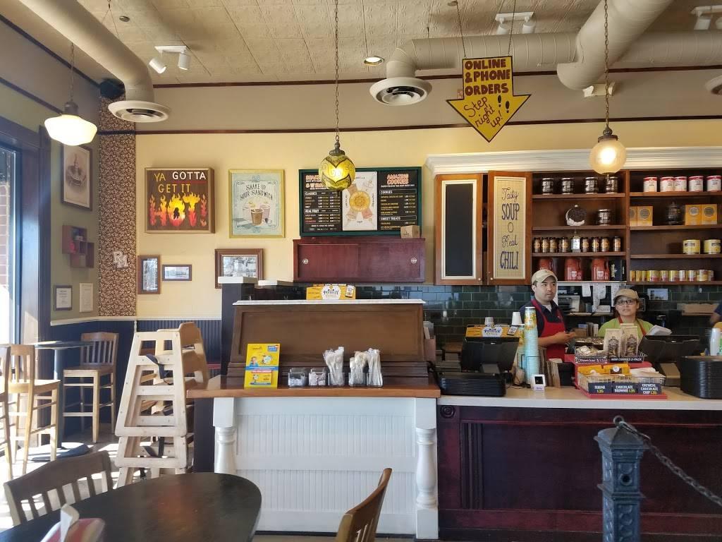 Potbelly Sandwich Shop | restaurant | 1402 Golf Rd, Rolling Meadows, IL 60008, USA | 8475933080 OR +1 847-593-3080