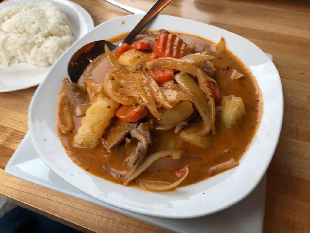 MaMa D Thai Cuisine | restaurant | 128 Main St, Bangor, ME 04401, USA | 2079473030 OR +1 207-947-3030