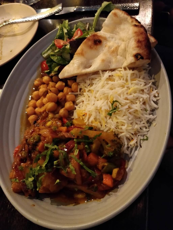 Kish Indian Kitchen And Bar Restaurant 4150 Great America Pkwy Santa Clara Ca 95054 Usa