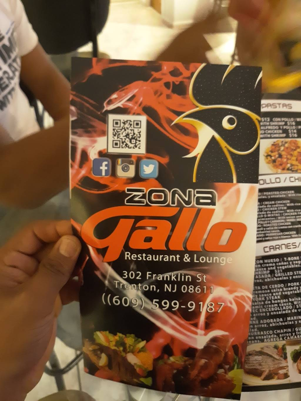 Zona Gallo | restaurant | 302-304 Franklin St, Trenton, NJ 08611, USA | 6095998828 OR +1 609-599-8828