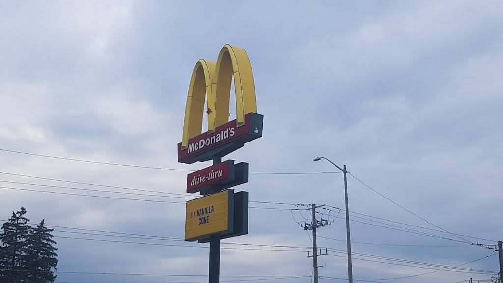McDonalds | cafe | 22 Pinebush Rd, Cambridge, ON N1R 8K5, Canada | 5196246699 OR +1 519-624-6699