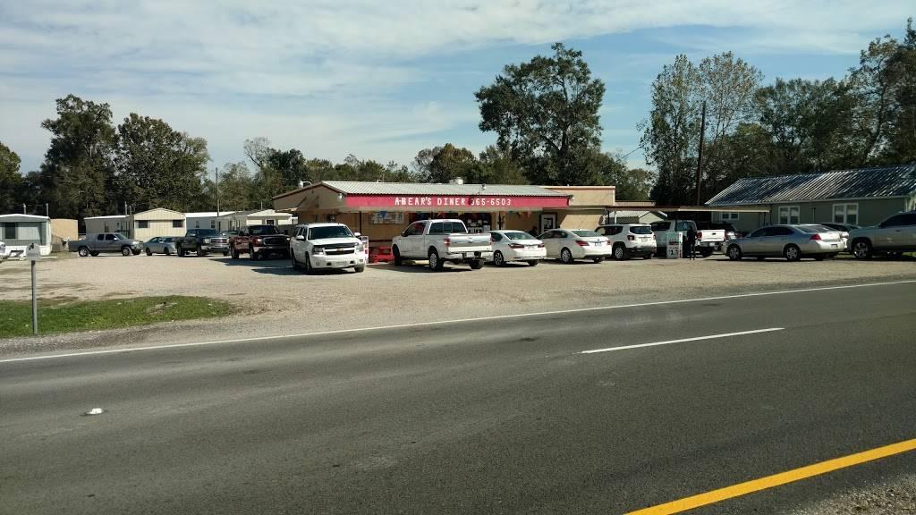 A-Bears Diner | restaurant | 1218 W Main St, New Iberia, LA 70560, USA | 3373656503 OR +1 337-365-6503