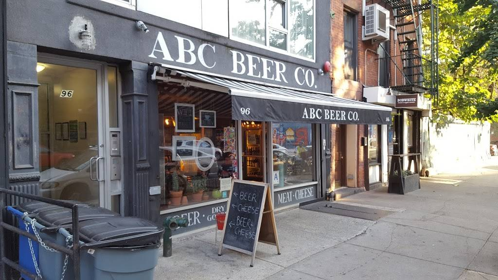 Alphabet City Beer Co. | restaurant | 96 Avenue C, New York, NY 10009, USA | 6464227103 OR +1 646-422-7103