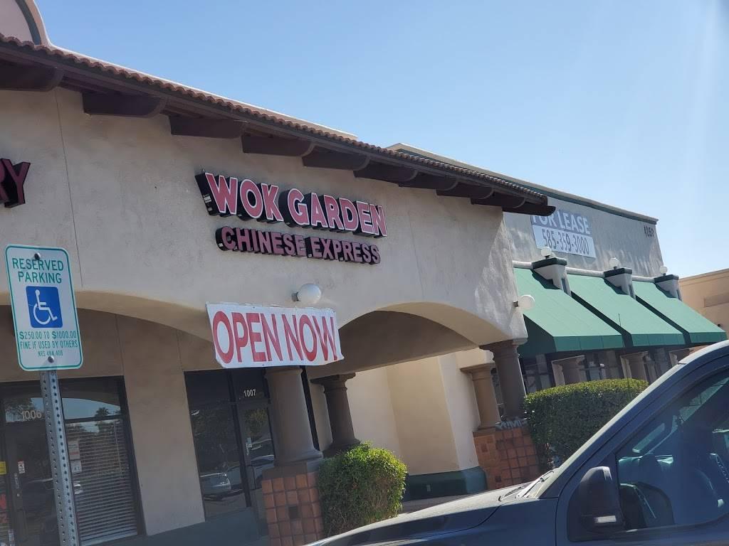 Wok Garden Chinese Express | meal takeaway | 4250 S Rainbow Blvd Ste 1006, Las Vegas, NV 89103, USA | 7022024592 OR +1 702-202-4592