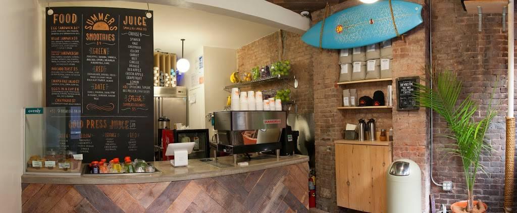 Summers SoHo | cafe | 169 Thompson St, New York, NY 10012, USA | 9173883372 OR +1 917-388-3372