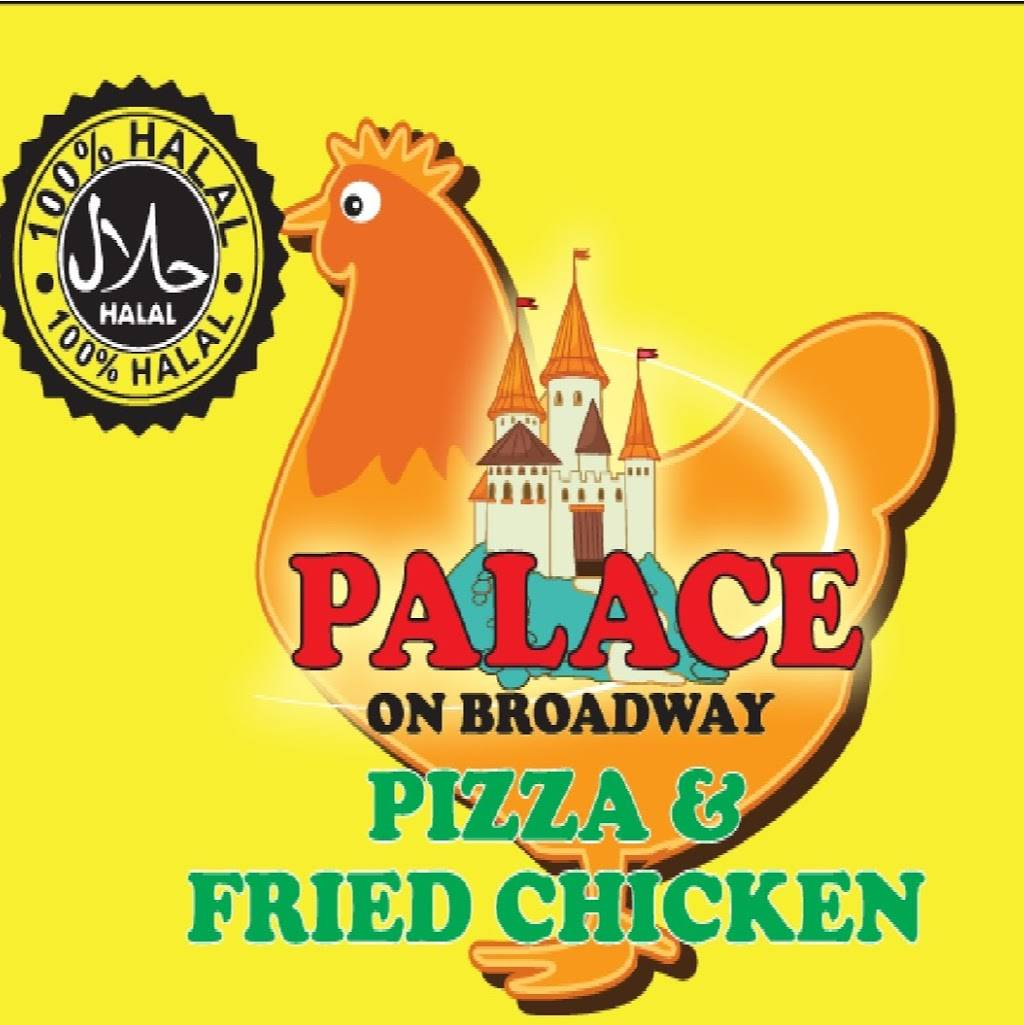 Palace on Broadway Fried chicken & pizza | restaurant | 48-12 Broadway, Astoria, NY 11103, USA | 7184069661 OR +1 718-406-9661