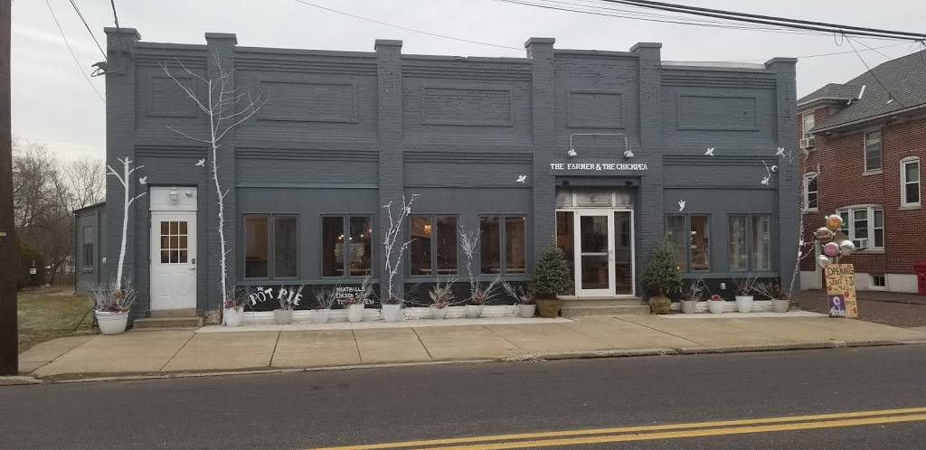 The Farmer and the Chickpea | restaurant | 1321 W Broad St, Quakertown, PA 18951, USA