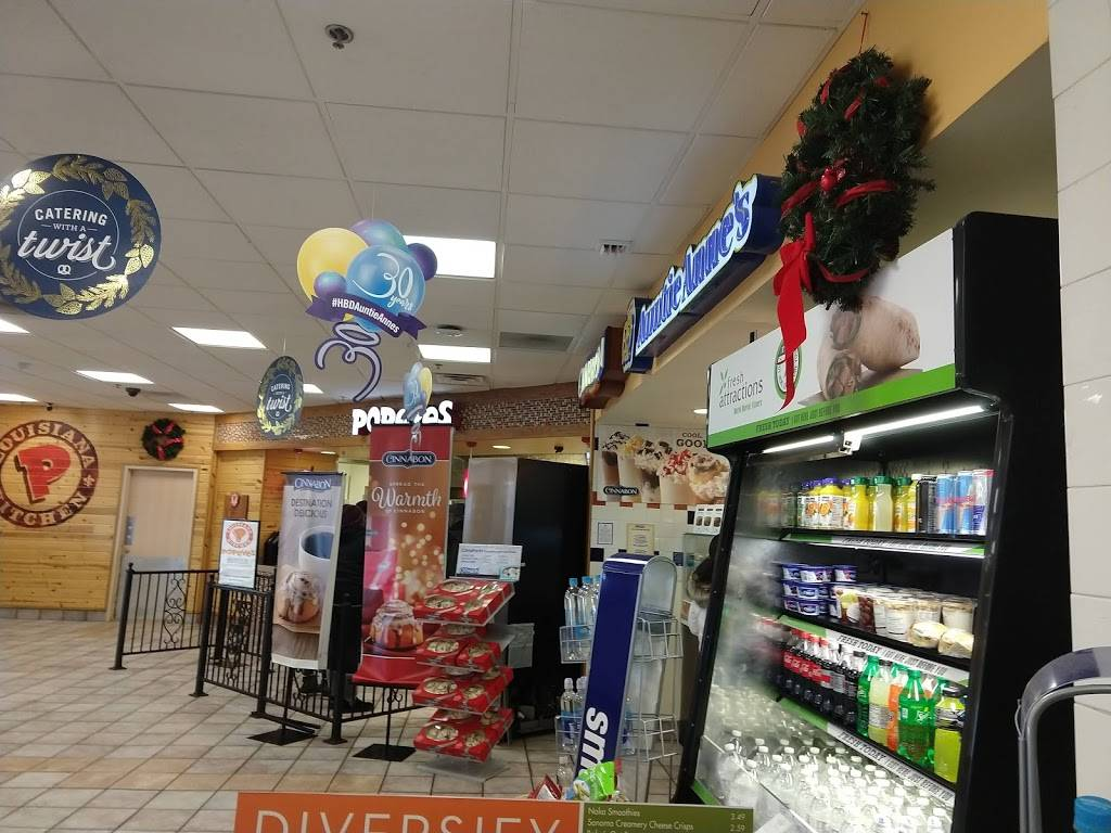 Auntie Annes | cafe | Mile Post, E 116th St, Ridgefield, NJ 07657, USA | 2019431171 OR +1 201-943-1171