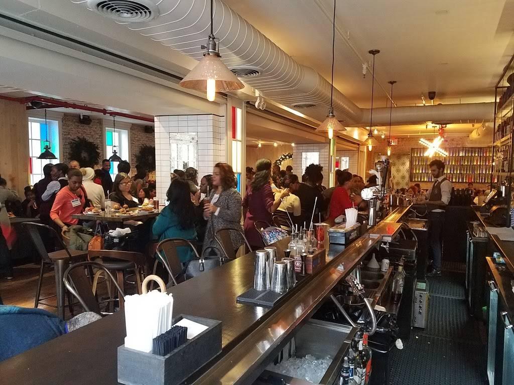 Row House   restaurant   2128 Frederick Douglass Blvd, New York, NY 10026, USA   2122560019 OR +1 212-256-0019