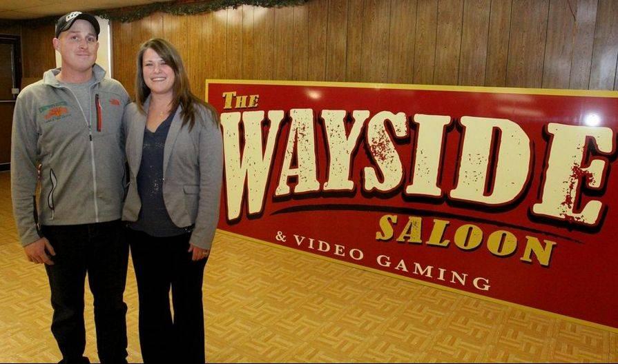 Wayside Saloon | restaurant | 1802 Crossroads Ln N, Freeport, IL 61032, USA | 8152336292 OR +1 815-233-6292