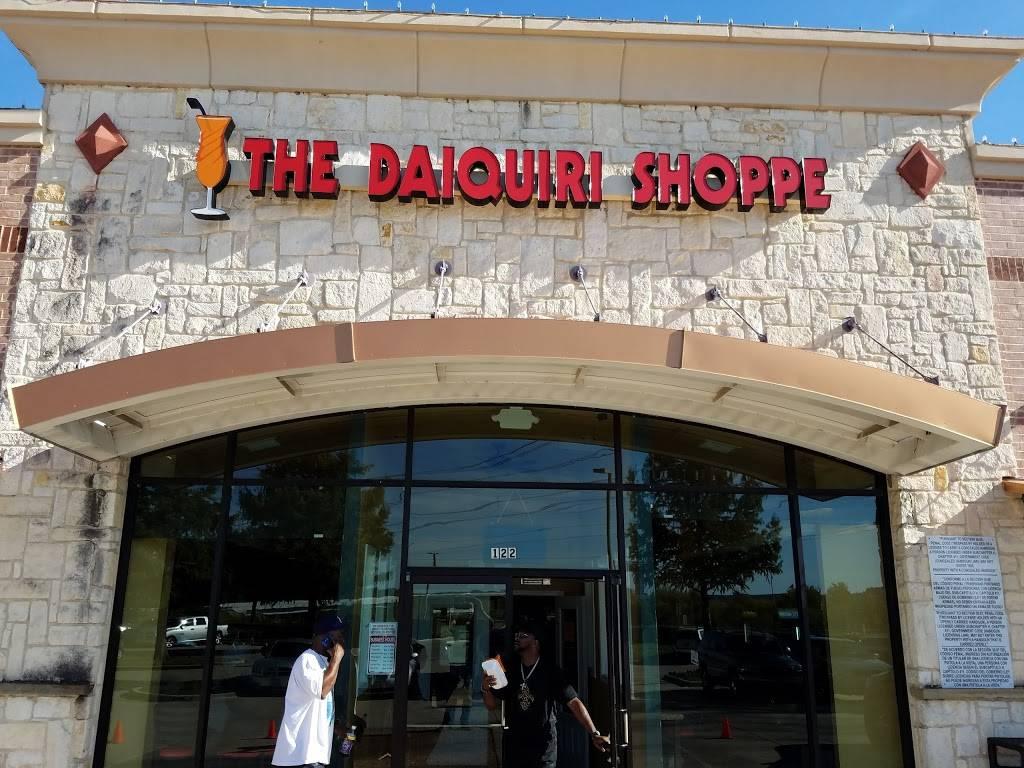 The Daiquiri Shoppe   restaurant   1837 W Frankford Rd #122, Carrollton, TX 75007, USA   4698926537 OR +1 469-892-6537