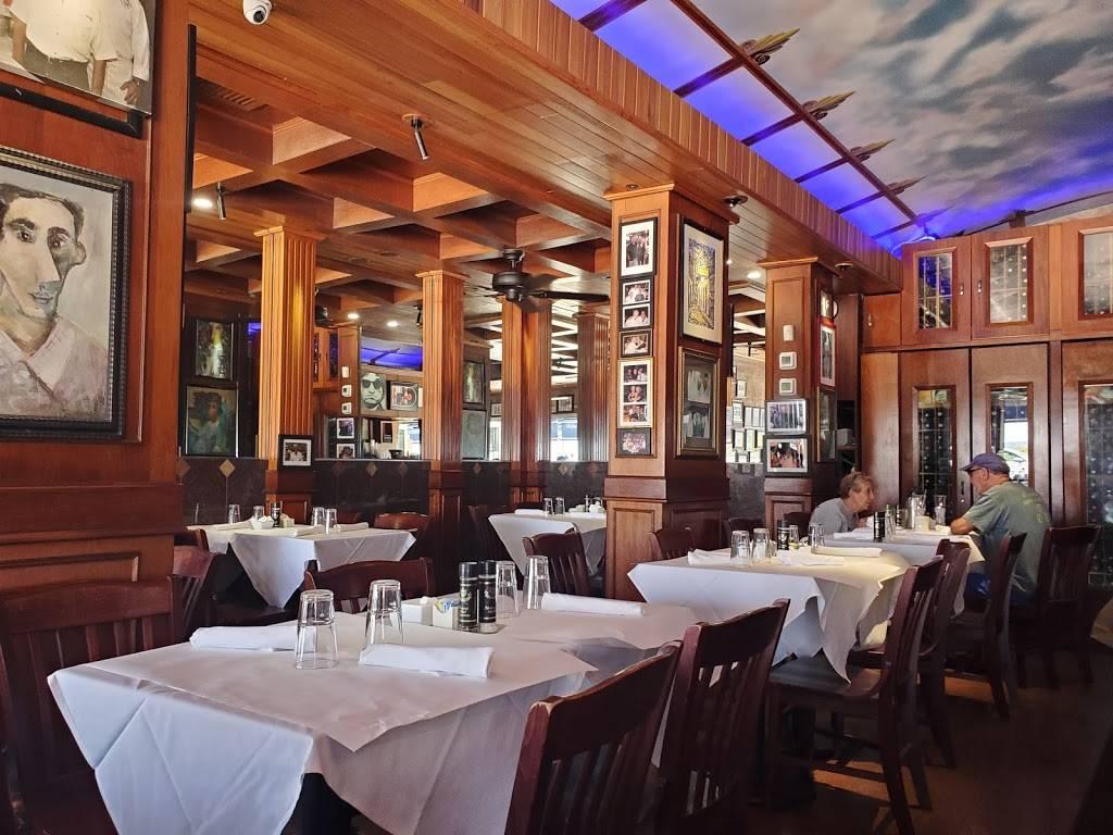 Caffe Luna Rosa | restaurant | 34 S Ocean Blvd, Delray Beach, FL 33483, USA | 5612749404 OR +1 561-274-9404