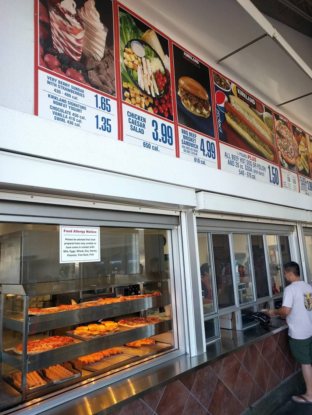Costco Food Court | meal takeaway | 1220 W Foothill Blvd, Azusa, CA 91702, USA | 6268124578 OR +1 626-812-4578