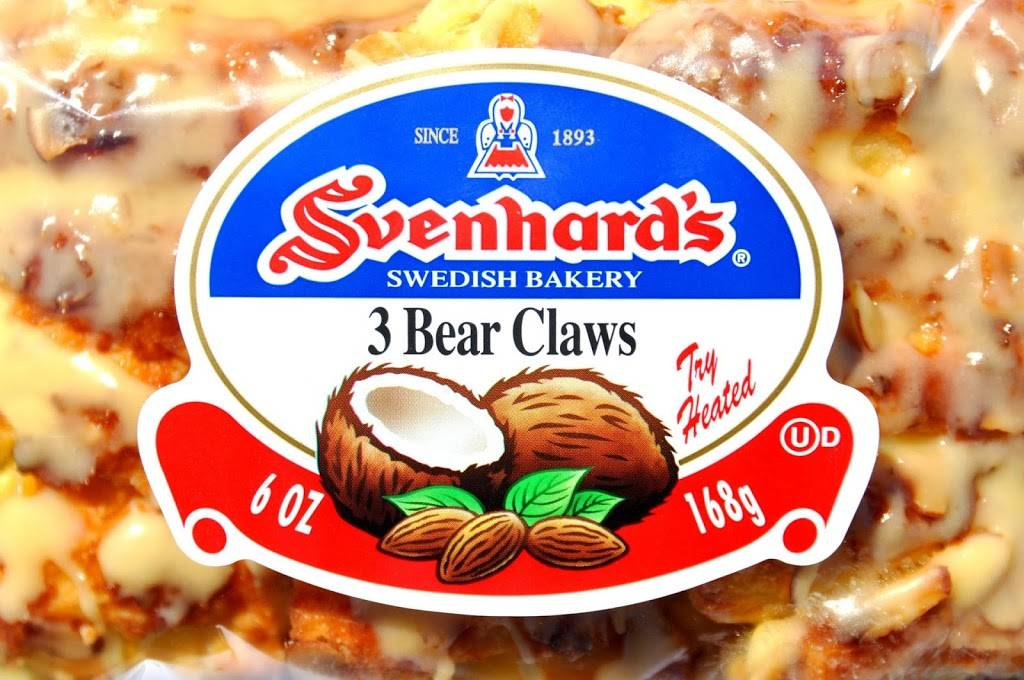 Svenhards Swedish Bakery | restaurant | 701 Industrial Dr, Exeter, CA 93221, USA | 5595922244 OR +1 559-592-2244
