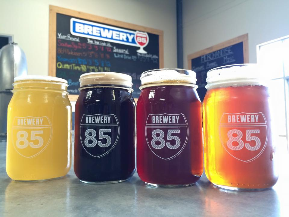 Brewery 85 | restaurant | 6 Whitlee Ct, Greenville, SC 29607, USA | 8645580104 OR +1 864-558-0104