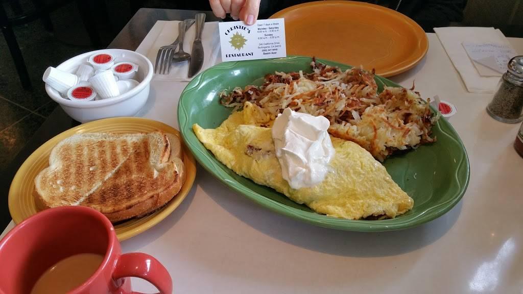 Christies Restaurant   restaurant   245 California Dr, Burlingame, CA 94010, USA   6503479440 OR +1 650-347-9440