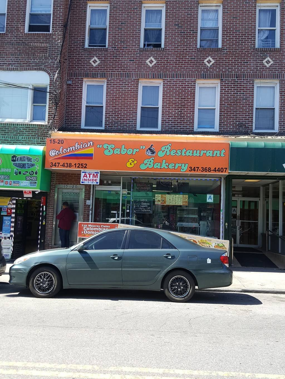 Sabor Restaurant & Bakery   restaurant   1520 College Point Blvd, College Point, NY 11356, USA   3473684407 OR +1 347-368-4407