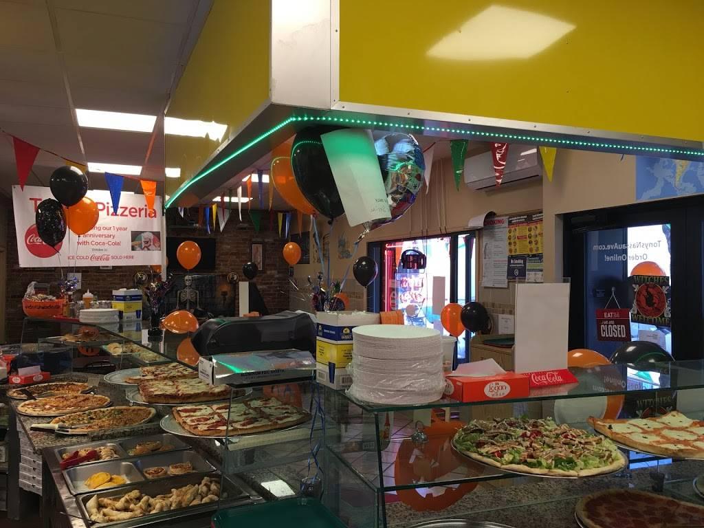 Tonys Pizzeria   restaurant   175 Nassau Ave, Brooklyn, NY 11222, USA   7183493330 OR +1 718-349-3330