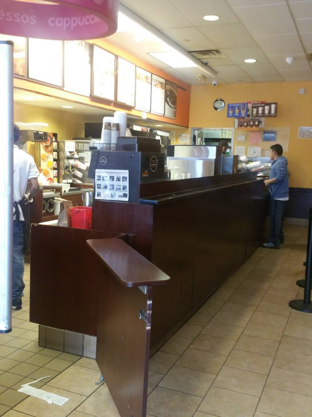 Dunkin Donuts | cafe | 1720 Atlantic Ave, Brooklyn, NY 11213, USA | 7187561011 OR +1 718-756-1011