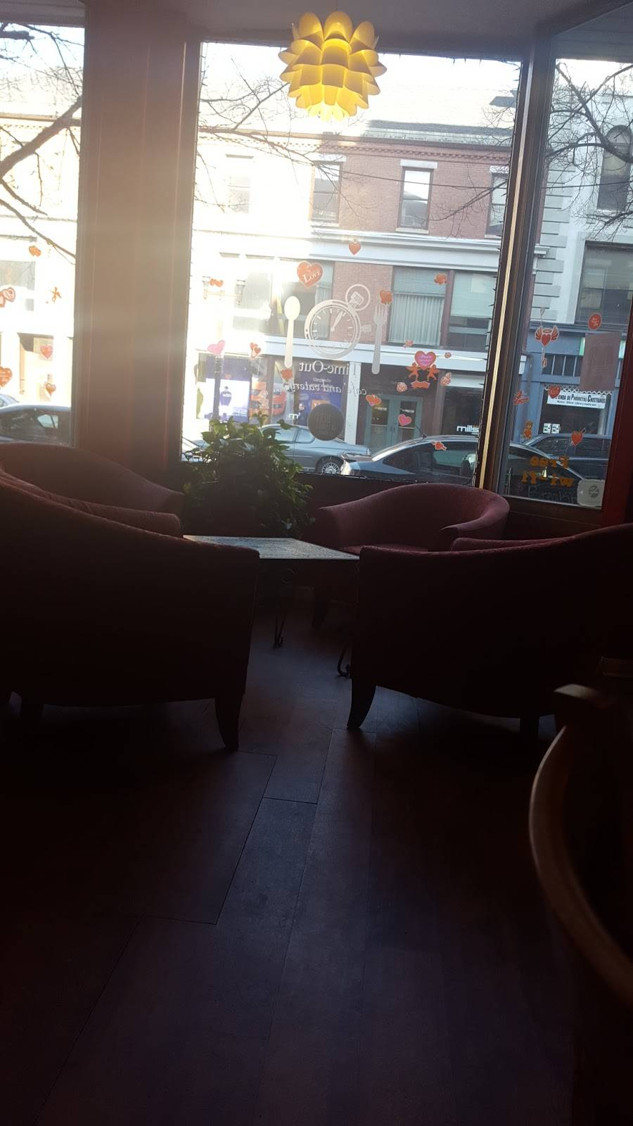 Time Out Cafe | cafe | 72 Merrimack St, Lowell, MA 01852, USA | 9787354514 OR +1 978-735-4514
