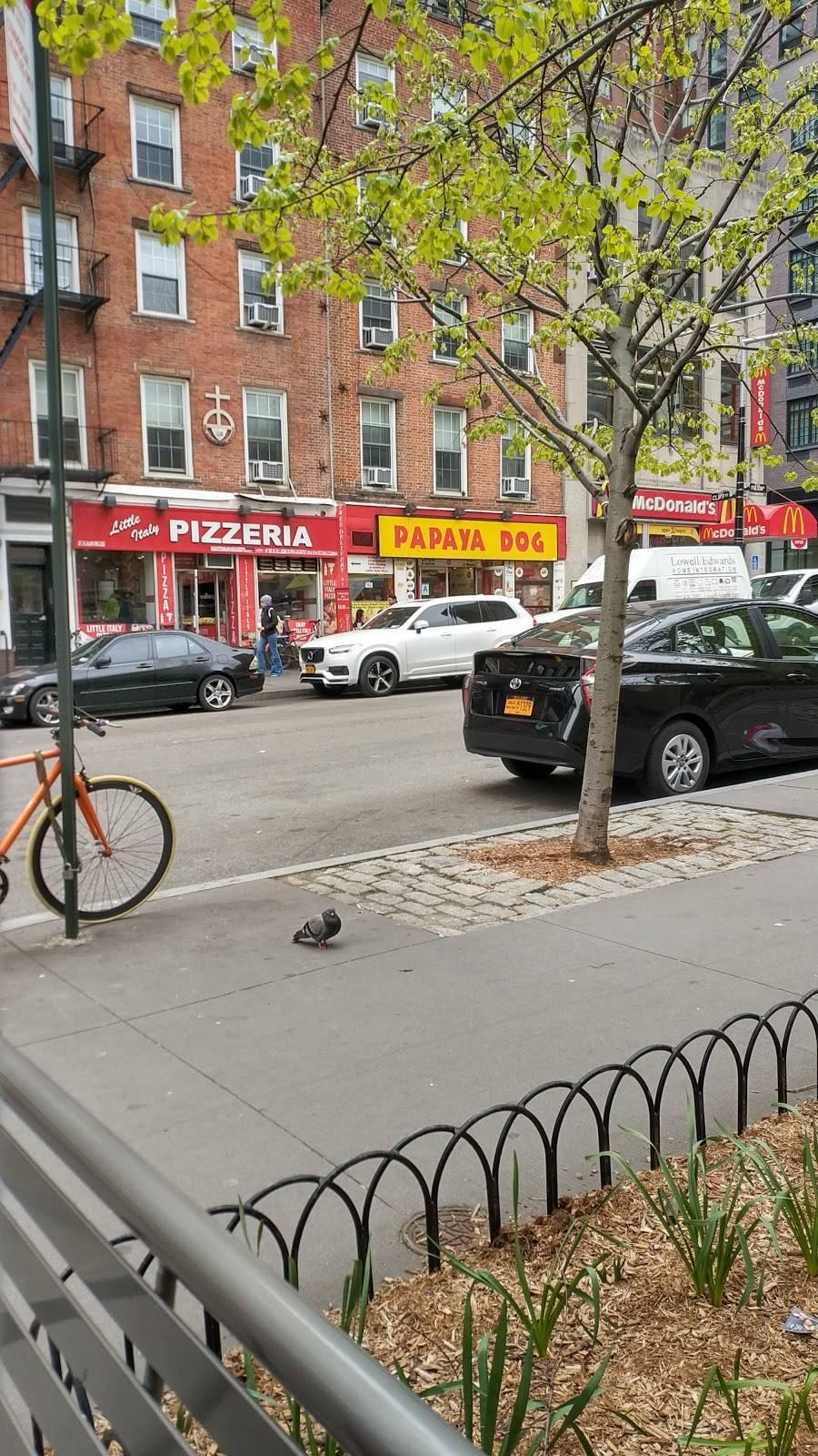 Papaya Dog | restaurant | 50 Fulton St, New York, NY 10038, USA | 2122270777 OR +1 212-227-0777