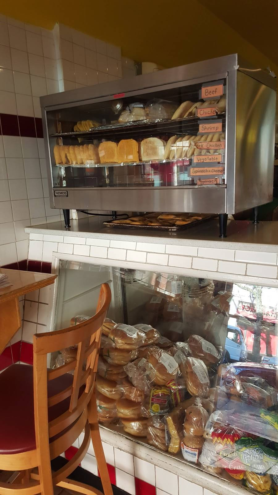 Buff Patty | bakery | 376 Myrtle Ave, Brooklyn, NY 11205, USA | 7188553266 OR +1 718-855-3266
