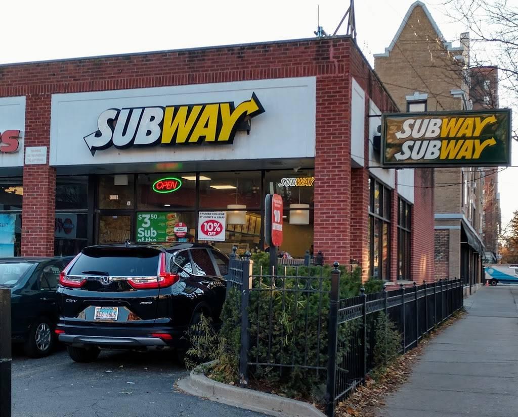 Subway Restaurants   restaurant   4556 N Magnolia Ave, Chicago, IL 60640, USA   7739890005 OR +1 773-989-0005