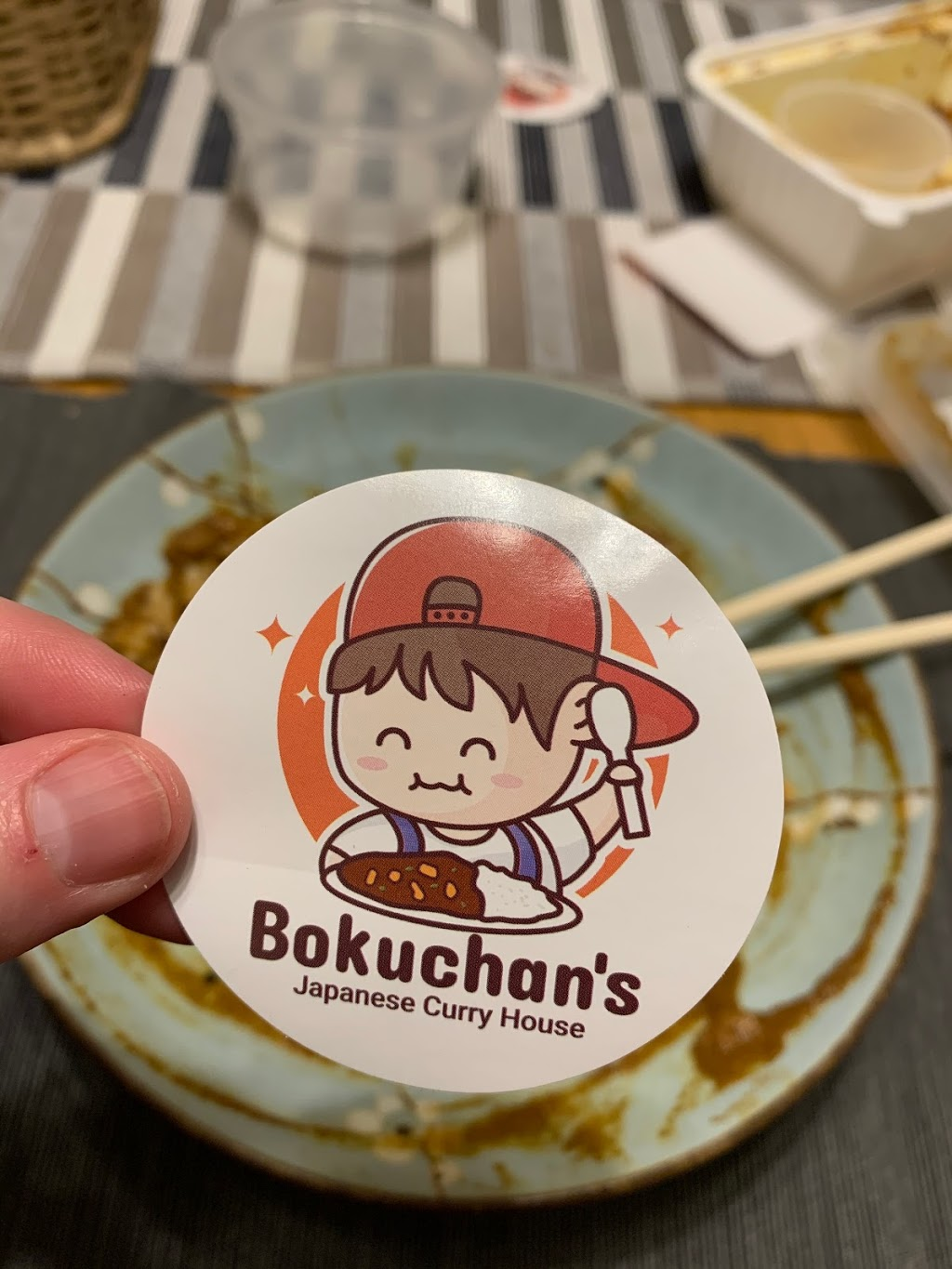 Bokuchans Japanese Curry House   restaurant   3517 N Spaulding Ave, Chicago, IL 60618, USA   3127304418 OR +1 312-730-4418
