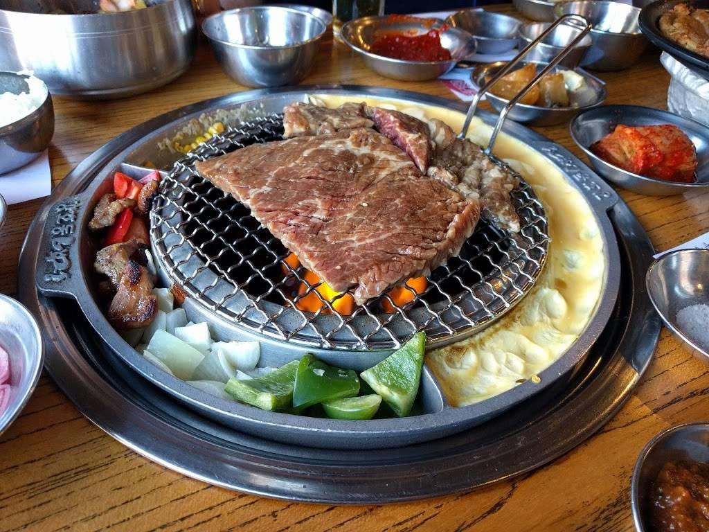 Kang Ho Dong Baekjeong | restaurant | 152-12 Northern Blvd, Flushing, NY 11354, USA | 7188868645 OR +1 718-886-8645
