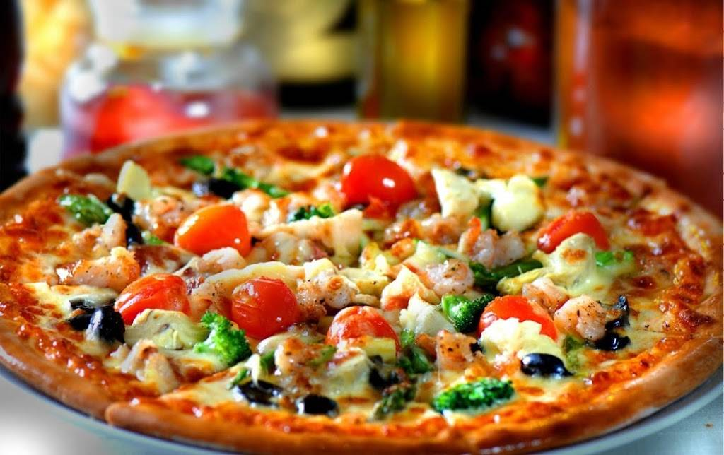 Florence Pizzeria & Restaurant   meal delivery   105 Essex St, Maywood, NJ 07607, USA   2018456820 OR +1 201-845-6820