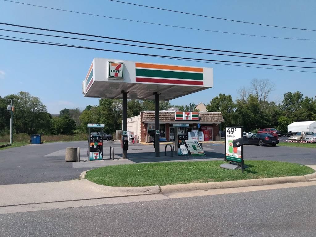 7-Eleven | bakery | 290 S Main St, Broadway, VA 22815, USA | 5408965615 OR +1 540-896-5615