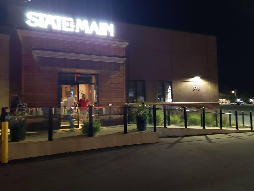 State & Main Kitchen & Bar | restaurant | 375 Hespeler Rd Unit #2, Cambridge, ON N1R 6B3, Canada | 5192673867 OR +1 519-267-3867